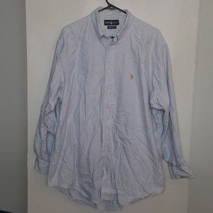 Polo Ralph Lauren Yarmouth Button Down Shirt. NWOT